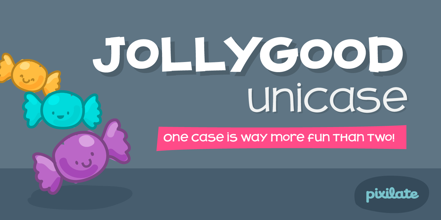 JollyGood Proper Unicase