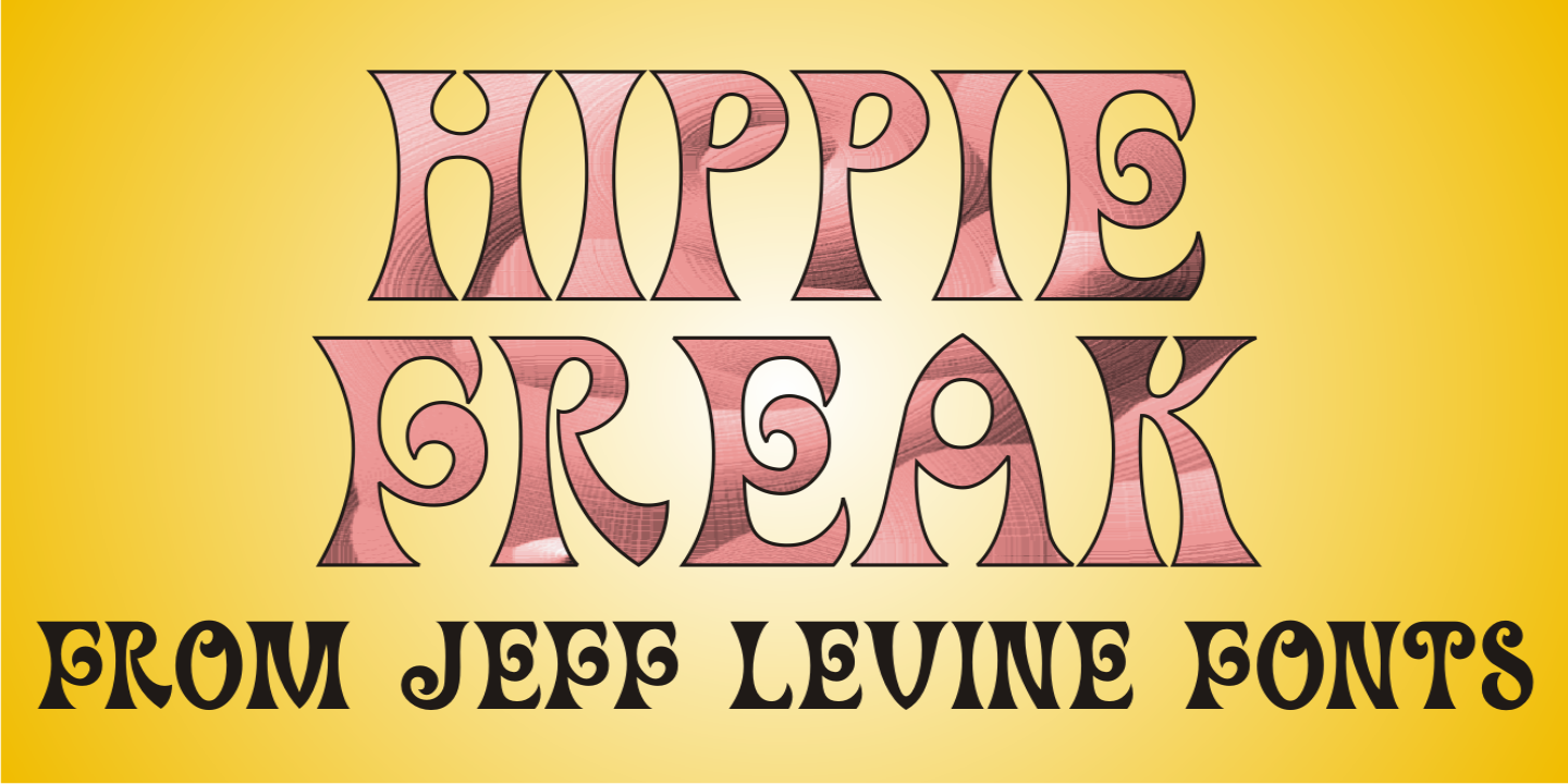 Hippie Freak JNL