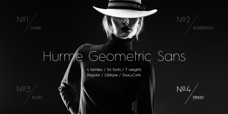 Geometric fonts - Urban Fonts