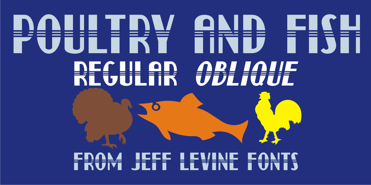 Poultry And Fish JNL
