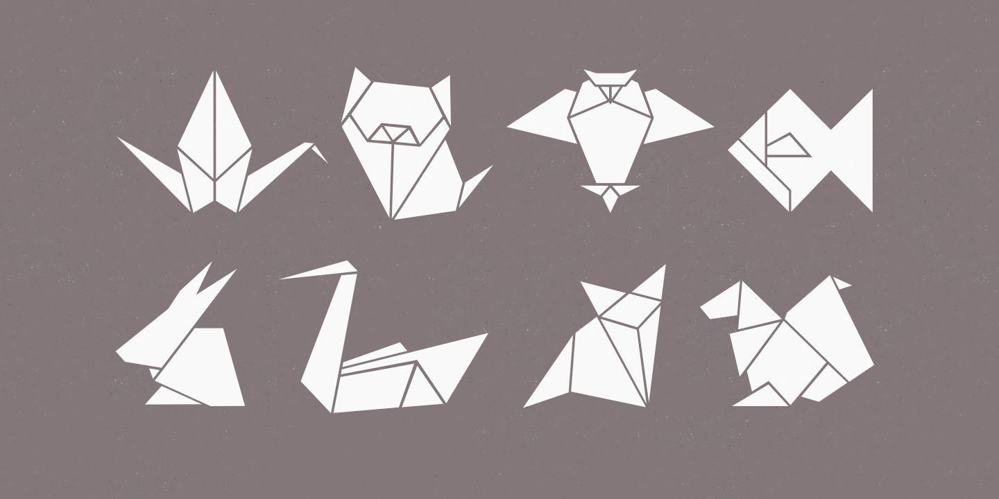 All Search Results For Origami Urban Fonts