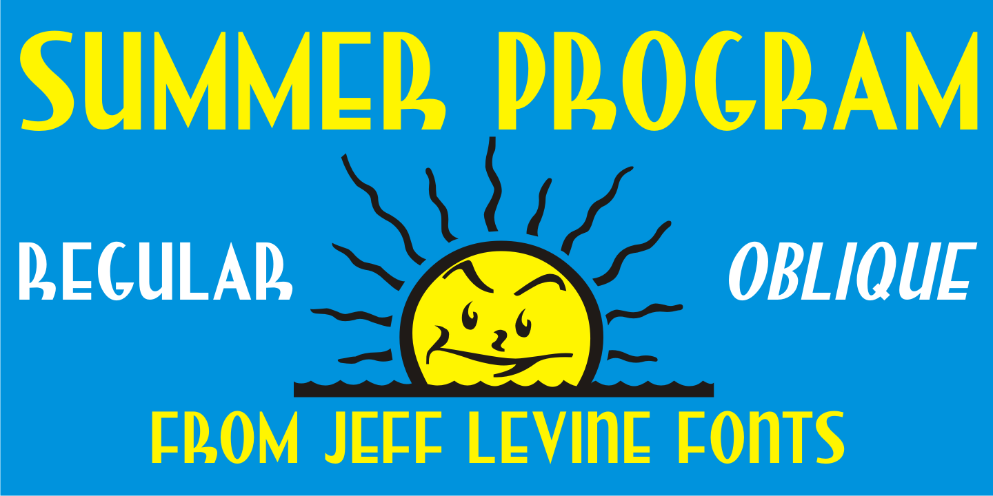 Summer Program JNL