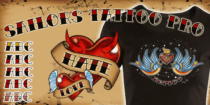 Sailors Tattoo Pro