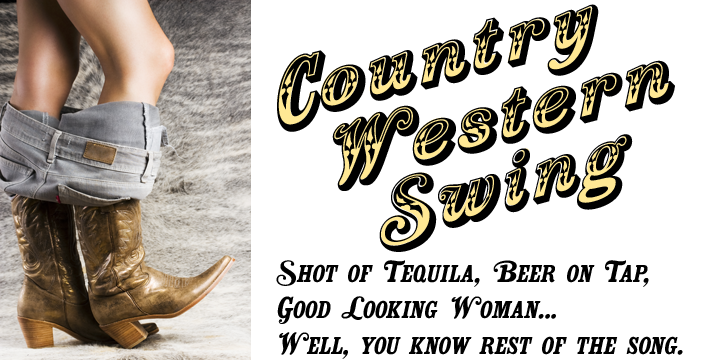 Country Western Swing