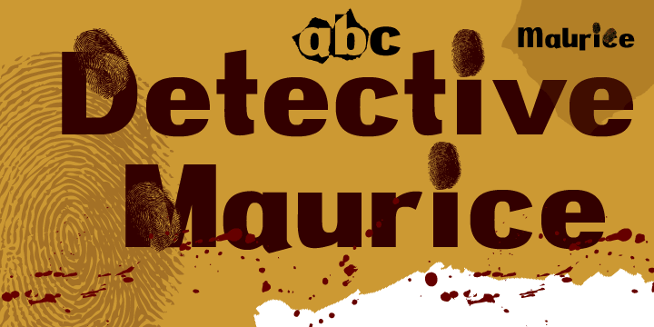 Detective Maurice