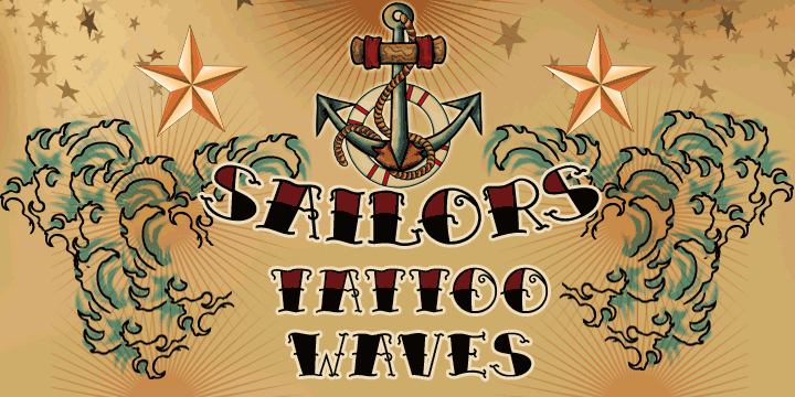 SailorsTattoo Waves