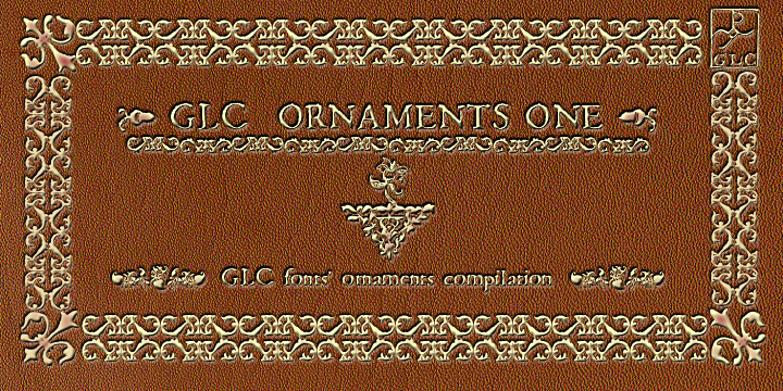 GLC Ornaments One