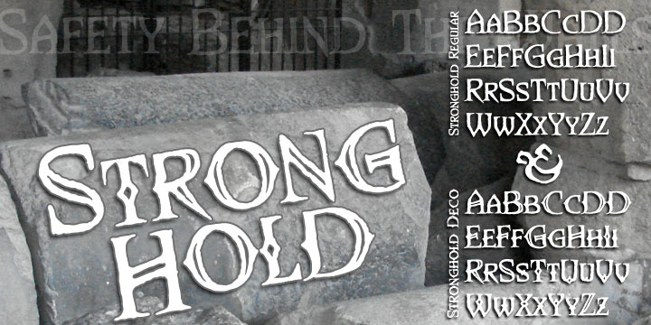 Stronghold BB