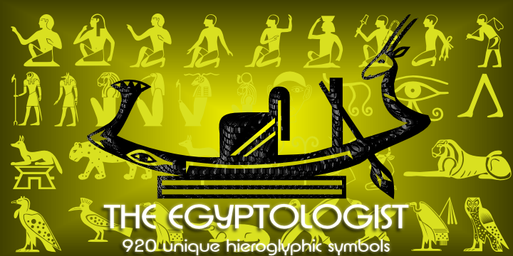 Egyptian Hieroglyphics - The Egyptologist