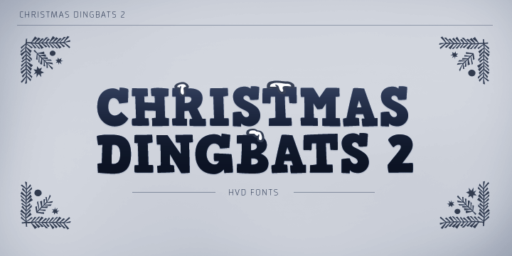 Christmas Dingbats 2