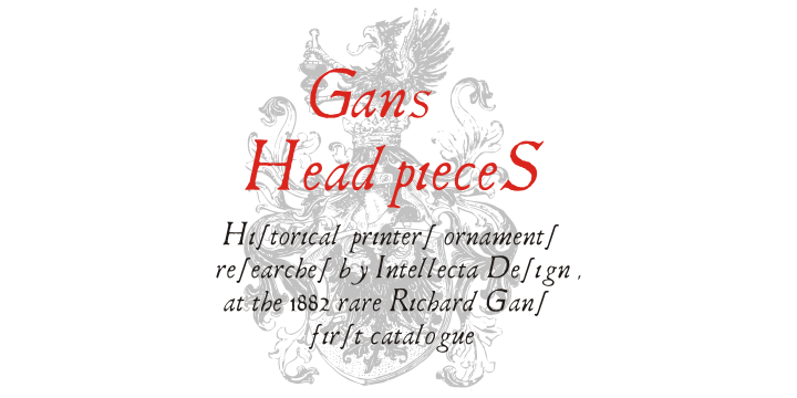Gans Headpieces