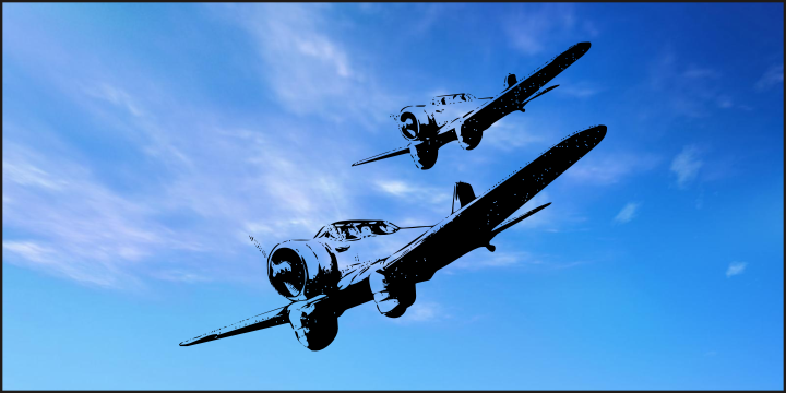 World War Warplanes