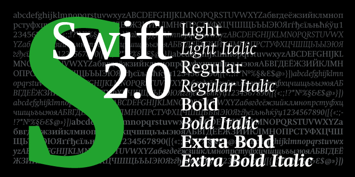 Swift 2.0 Cyrillic