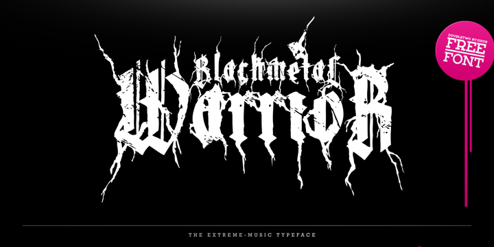 XXII Blackmetal Warrior
