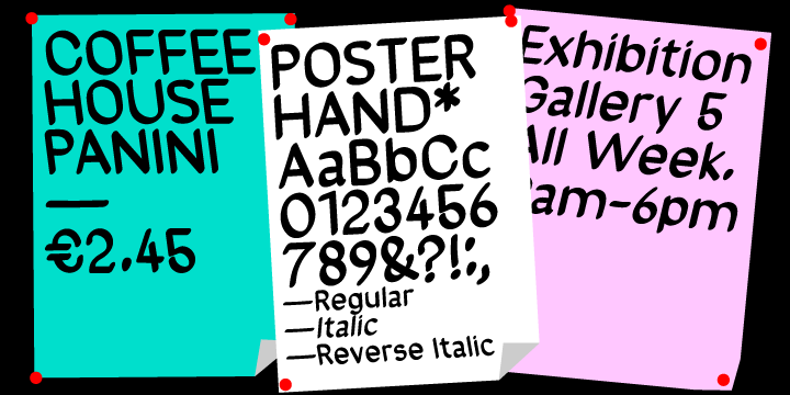 Poster Hand