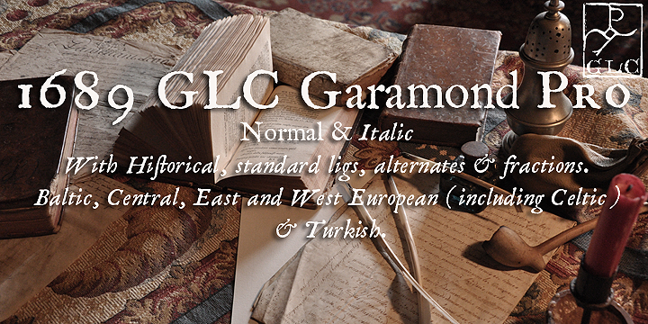 Download Free Font Garamond Premier Pro