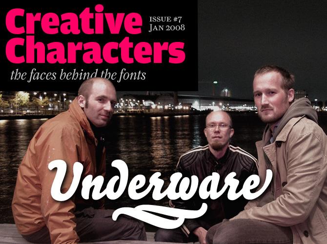 Creative Characters: Underware