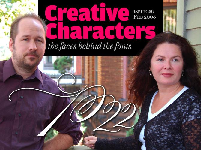 Creative Characters: P22