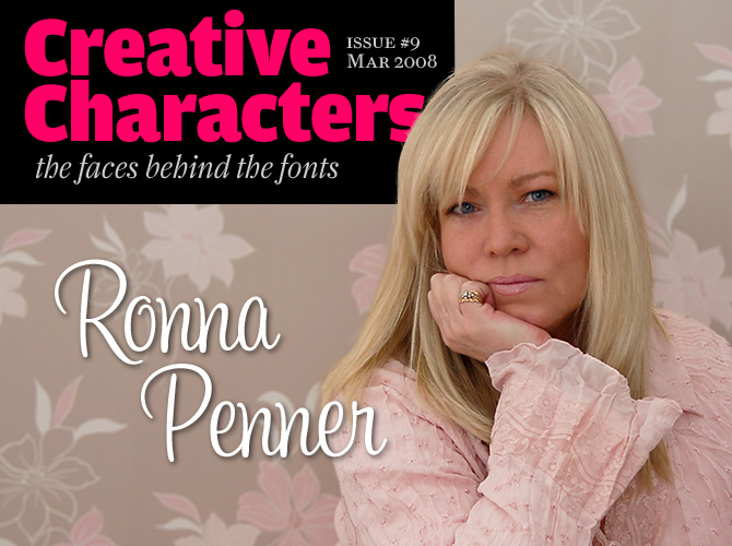 Creative Characters: Ronna Penner