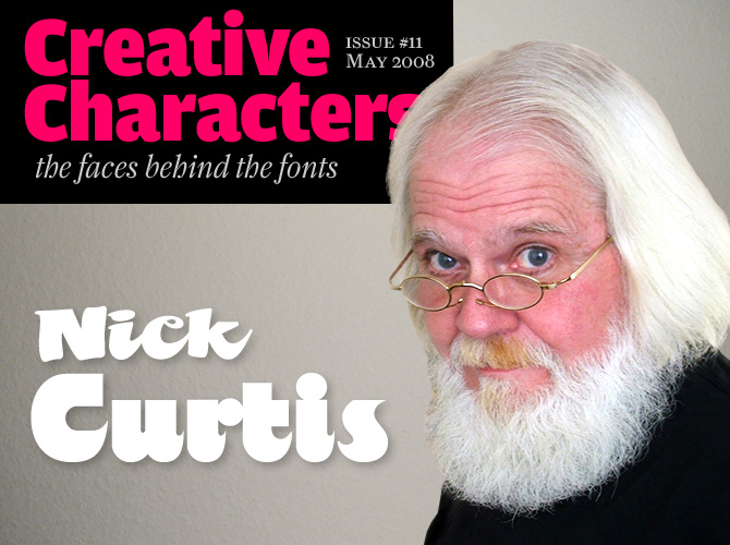 Creative Characters: Nick Curtis