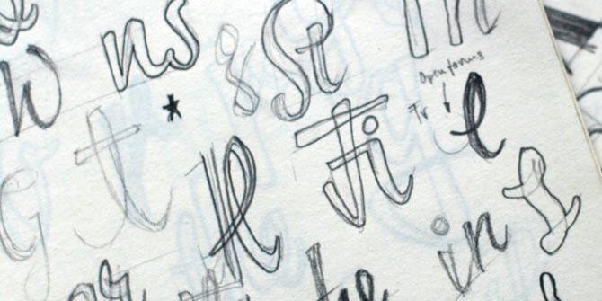 Tomas Brousil's sketchbook