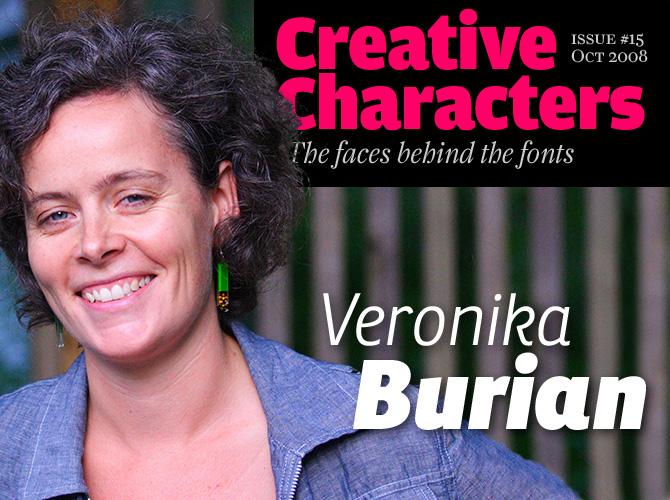 Creative Characters: Veronika Burian