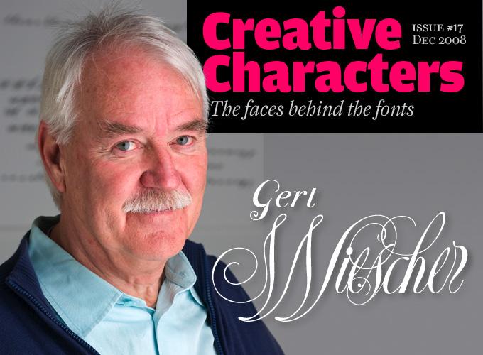 Creative Characters: Gert Wiescher