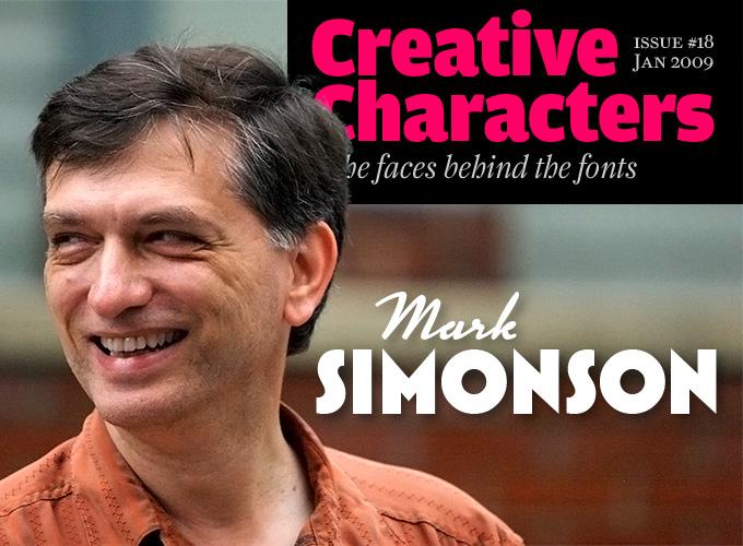 Creative Characters interview: Mark Simonson