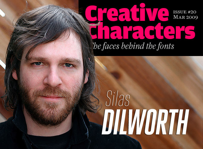 Creative Characters interview: Silas Dilworth