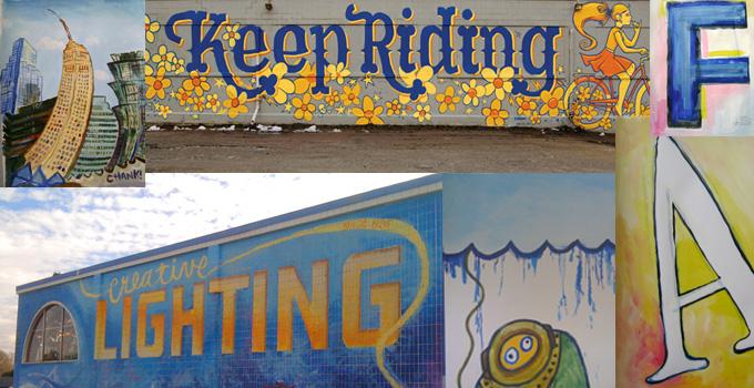 Artwork and murals