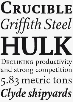 Augustin font sample