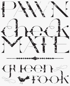 Revel font sample