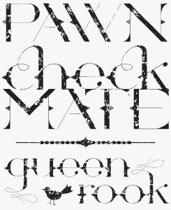 Revel font sample
