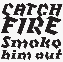 Klute font sample