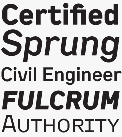 Kade font sample