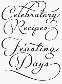 Legendaria font sample