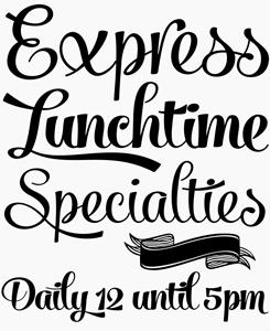 Creative writing fonts