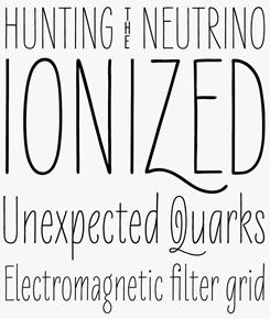 LiebeErika font sample
