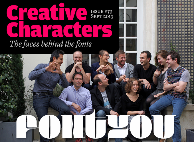 There are more people here than we interviewed in the entirety of 2007, the year we started the Creative Characters interviews!