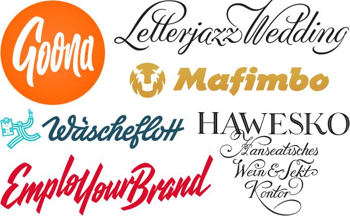 Logos by Typejockeys