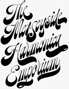 Beatle font sample