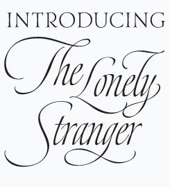 Dream Script font sample