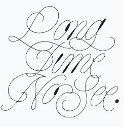 String font sample