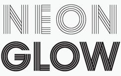 Prism font sample