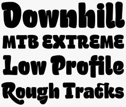 St Atmos font sample