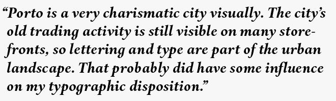 Aria Text font sample