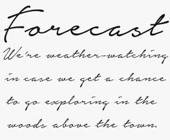 Notera font sample