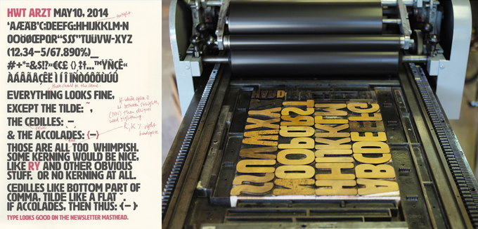 Proofs of HWT Artz, Spiekermann-style.