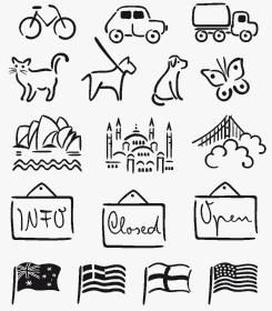 Mister K Dingbats font sample