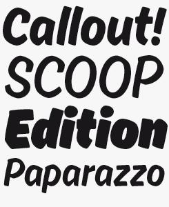 Ahkio font sample